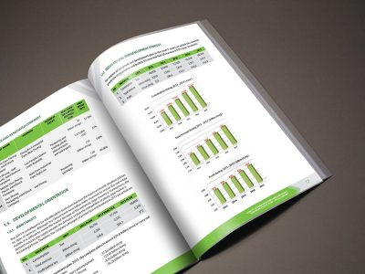 5 lưu ý khi thiết kế báo cáo thường niên